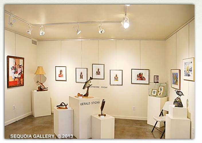 Sequoia Gallery in Hillsboro, OR