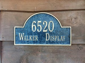 Walker Display