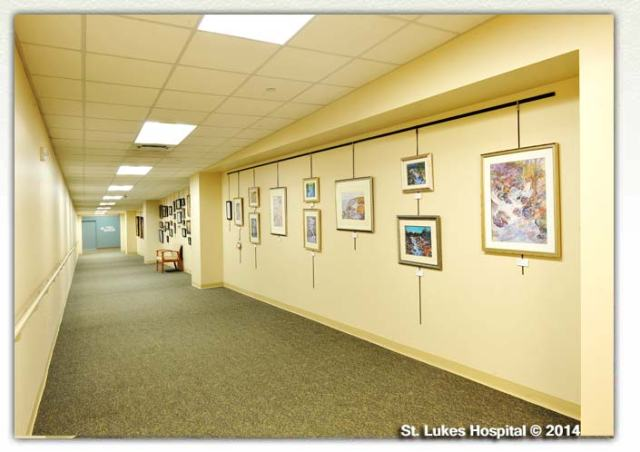A Walk Around St. Lukes Hospital (Duluth, MN) | Walker Display\'s Blog