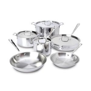 All-Clad-Stainless-Steel-10-Piece-Cookware-Set-I-401488-R