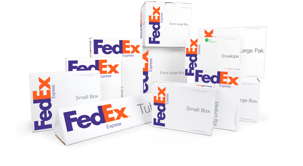 FedEx Boxes
